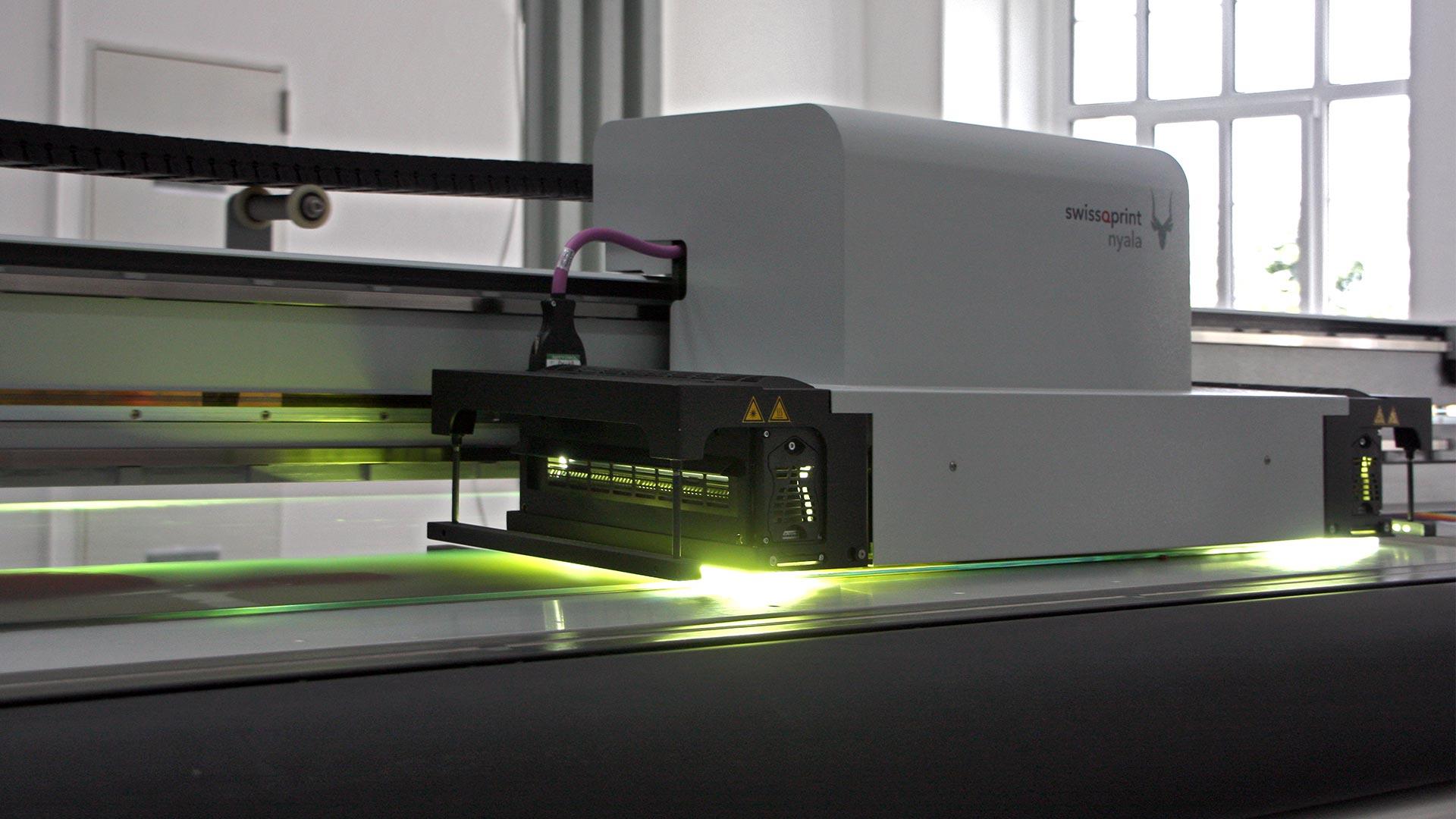 UV Direktdruck
